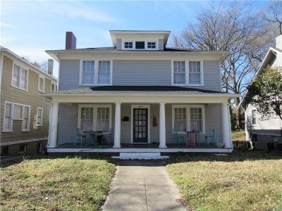 Greensboro Single Family Home For Sale: 216 Tate Street