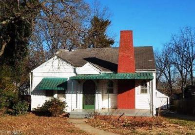 High Point Single Family Home For Sale: 507 Hawthorne Avenue