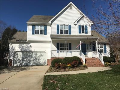 Jamestown Single Family Home Due Diligence Period: 2715 Blockhouse Court