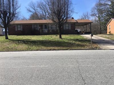 Lexington Single Family Home For Sale: 113 Monroe Drive
