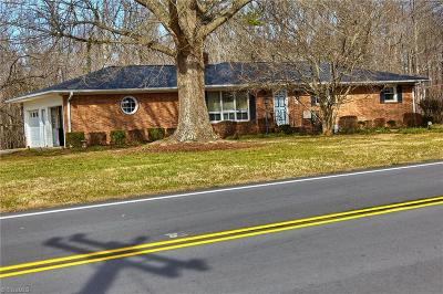 Reidsville NC Single Family Home For Sale: $174,900
