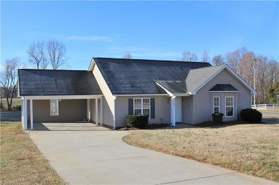 Winston Salem Single Family Home For Sale: 659 Bailey Road