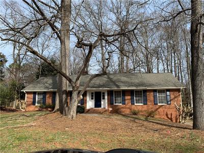 Sherwood Forest Single Family Home For Sale: 135 Aftonshire Court