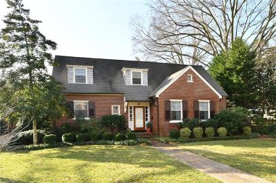 Winston Salem NC Single Family Home For Sale: $725,000