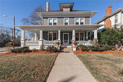 Greensboro Single Family Home For Sale: 601 Magnolia Street