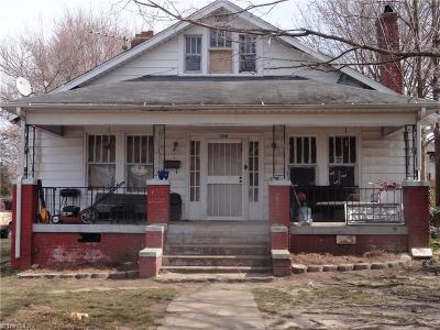 Burlington Single Family Home For Sale: 114 Gilmer Street