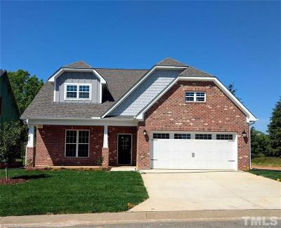 Alamance County Condo/Townhouse For Sale: 300 Sam Snead Drive