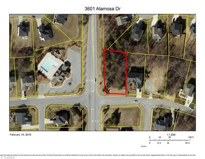 High Point Residential Lots & Land For Sale: 3601 Alamosa Drive