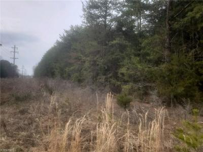 Davie County Residential Lots & Land For Sale: Deadmon Road