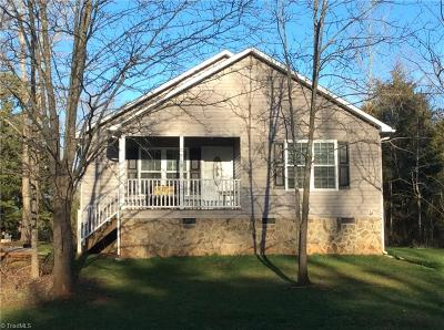 Asheboro Single Family Home Due Diligence Period: 2329 Tot Hill Farm Road