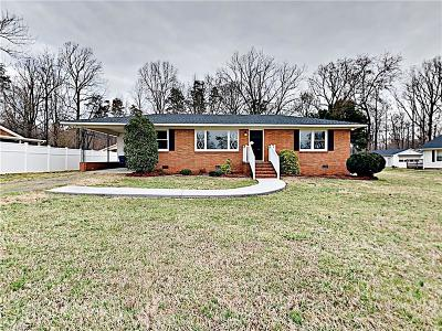 Greensboro Single Family Home For Sale: 2807 Candlenut Road