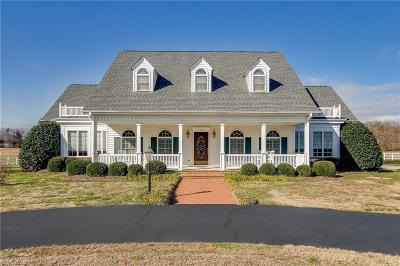 Kernersville NC Single Family Home For Sale: $755,000