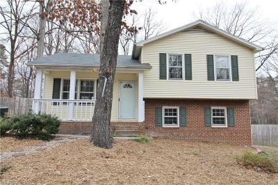 Greensboro Single Family Home For Sale: 2309 Bracyridge Road