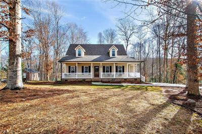 Surry County, Yadkin County, Davie County, Stokes County, Forsyth County, Davidson County, Rockingham County, Guilford County, Randolph County, Caswell County, Alamance County Single Family Home For Sale: 1893 Yesteroaks Court