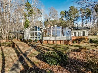 Catawba County Single Family Home For Sale: 1367 Roundstone Road