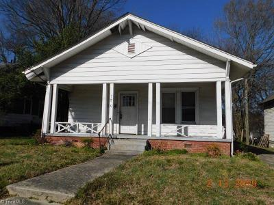 Greensboro Single Family Home For Sale: 703 Broad Avenue