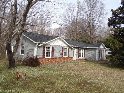 Kernersville Single Family Home For Sale: 2012 Twin Pines Drive