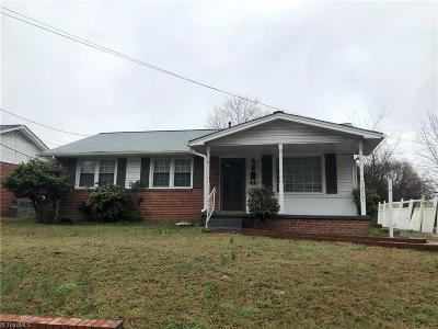 Greensboro Single Family Home For Sale