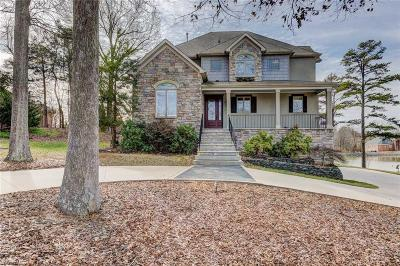 Surry County, Yadkin County, Davie County, Stokes County, Forsyth County, Davidson County, Rockingham County, Guilford County, Randolph County, Caswell County, Alamance County Single Family Home For Sale: 7271 Tanner Court