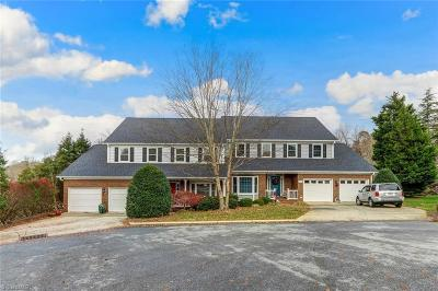 Greensboro Single Family Home For Sale: 3760 Cardinal Downs Drive