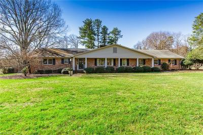 Alamance County Single Family Home For Sale: 2422 Saddle Club Road