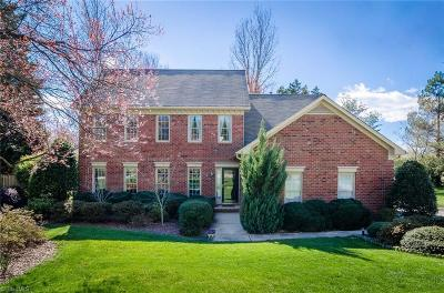 Jamestown Single Family Home Due Diligence Period: 2905 Saddle Club Court