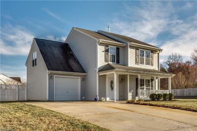 Greensboro Single Family Home For Sale: 5800 River Glen Drive