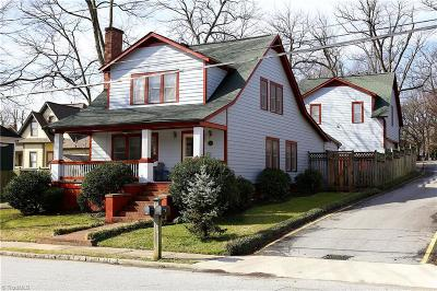 Greensboro Single Family Home For Sale: 416 McAdoo Avenue
