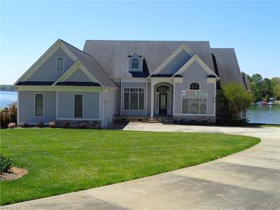 Catawba County Single Family Home For Sale: 9607 Island Point Road