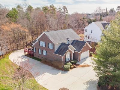 High Point Single Family Home For Sale: 3860 Waterview Road