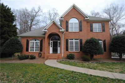 Clemmons NC Single Family Home For Sale: $304,900