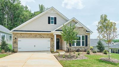 Kernersville NC Single Family Home For Sale: $262,329