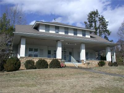 Lake Junaluska NC Single Family Home For Sale: $825,000