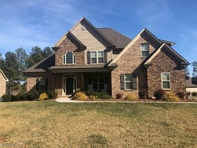 Winston Salem Single Family Home For Sale: 110 Winged Foot Court