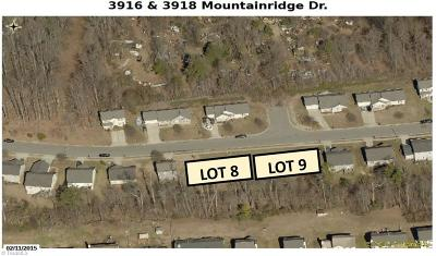 Greensboro Residential Lots & Land For Sale: 3916 Mountainridge Drive