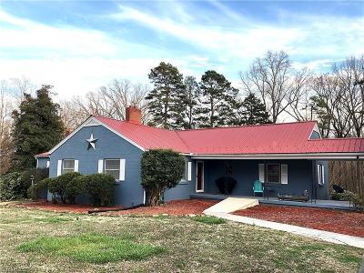 Lexington Single Family Home For Sale: 2646 Greensboro Street Extension
