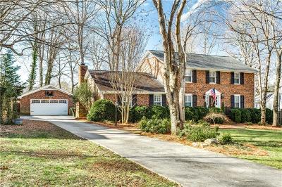 Greensboro Single Family Home For Sale: 3637 Gramercy Road