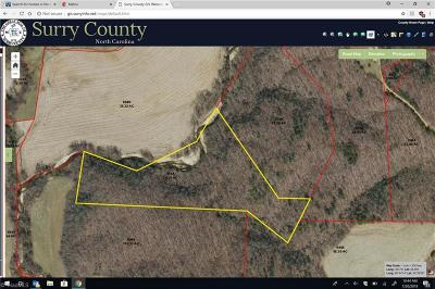 Surry County Residential Lots & Land For Sale: Haystack Road
