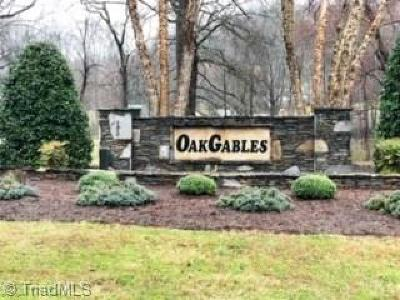 Wilkes County Residential Lots & Land For Sale: Tbd Oak Gables Drive