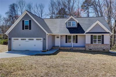 McLeansville Single Family Home For Sale: 5417 Hidden Farm Road