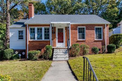 Lindley Park Single Family Home For Sale: 403 Sherrill Street