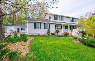 Lexington Single Family Home For Sale: 300 Moretz Lane