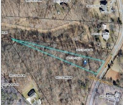 Pfafftown Residential Lots & Land For Sale: 01 Beroth Road