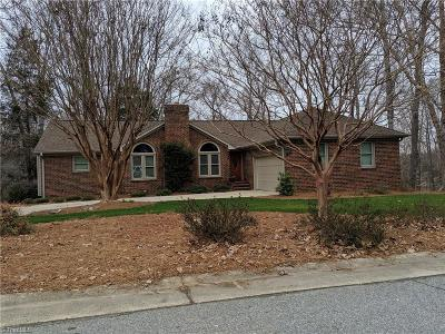 Graham NC Single Family Home For Sale: $259,900