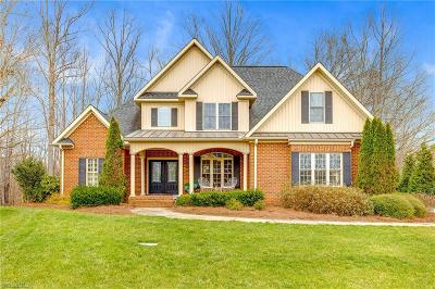 Mocksville Single Family Home For Sale: 159 Madera Drive