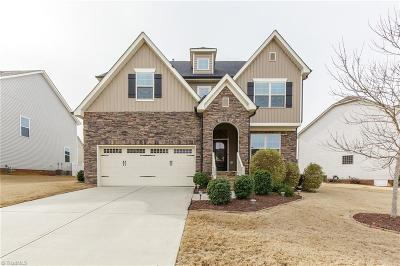 Alamance County Single Family Home For Sale: 1227 Falkirk Drive
