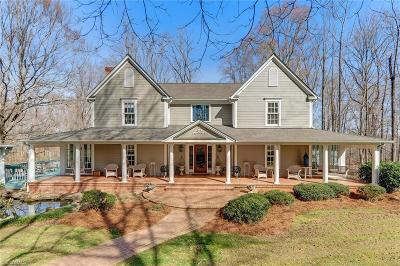 Summerfield NC Single Family Home For Sale: $745,000