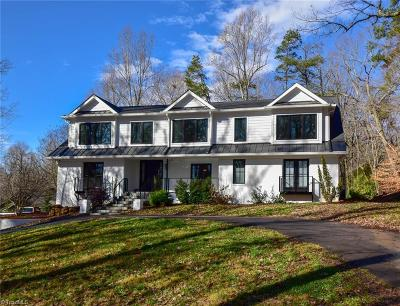 Winston Salem Single Family Home For Sale: 2538 Olivet Church Road