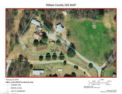 Wilkes County Residential Lots & Land For Sale: 190 Phillips Lane