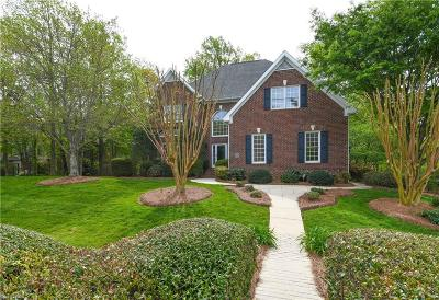 Greensboro Single Family Home For Sale: 2 Genoa Court